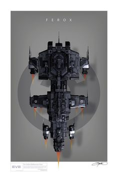 A collection of Art Print Style Posters for each major spaceship in the Eve Online universe. Illustrated and Designed by Bryan K. Ward(aka Rixx Javix) All material is © and TM CCP Games 2015 and All Rights are Reserved. Star Citizen, Stargate, Concept Ships, Concept Art, Eve Online Ships, Sci Fi Games, Sci Fi Spaceships, Poster Prints, Art Prints