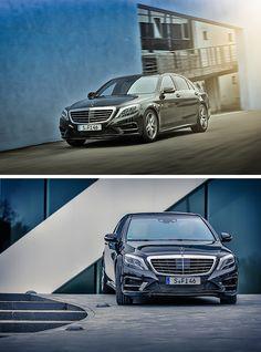 The Mercedes-Benz S-Class photographed by Ralf Schick. #mbsocialcar