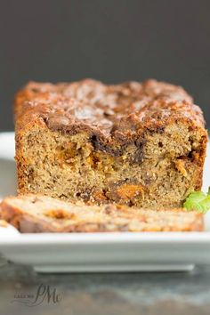 breads on Pinterest | Banana Bread, Monkey Bread and Chocolate Banana ...