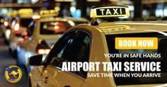 You can pre-book a taxi for airport pickup using GoGo Cabs. Pre-booked parking bays are available at the international and domestic terminals. #AirportTaxi #MelbourneAirport
