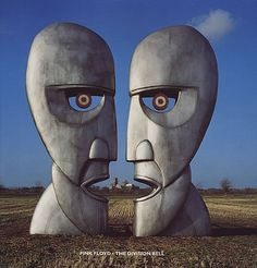 Pink Floyd, The Division Bell, UK, Deleted, vinyl LP album (LP record), EMI, EMD1055, 307292