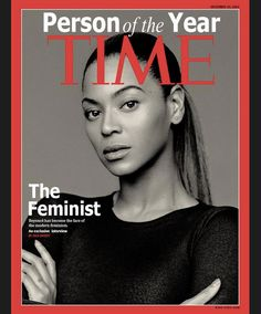 Beyonce Is The Person Of The Year 2014 ! #TIME