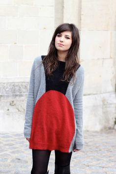 total betty, love the cos jumper on her!