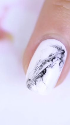 100 EASY Nail Ideas HUGE Nail Art Compilation These Nail designs have clean classy minimalist style that you absolutely adore These desaturated palettes are to deserve f. Nail Art Designs Videos, Nail Design Video, Diy Nail Designs, Simple Nail Designs, Nail Art Tutorials, Diy Nails Videos, Nail Art Hacks, Nail Art Diy, Easy Nail Art