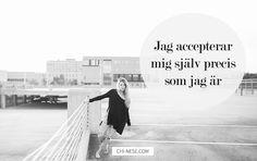 Affirmationer för självkänsla och självkärlek - Lagen om Attraktion Blogg #svenska #affirmationer #lagenomattraktion