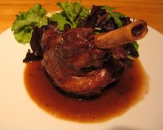 Osso Buco - Used this recipe for a bone-in pork roast. Easy, cheap and delicious! Veal Recipes, Wine Recipes, Cooking Recipes, Healthy Recipes, Lidia's Recipes, Slow Cooking, Healthy Food, Recipies, Bone In Pork Roast
