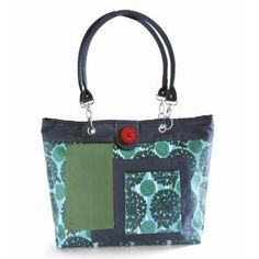 Rooster Diaper Bag - Looks like an adorable purse!