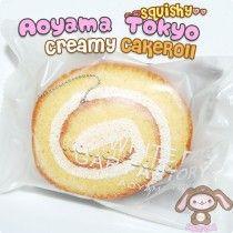 Aoyama Tokyo Squishy ☆ Creamy Cakeroll