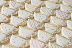 Teacup Sugar Cookies | Sugar and Spice and All Things Iced