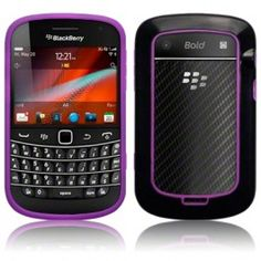 Blackberry 9900 Bold Coque Pare-chocs par Terrapin