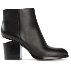 Alexander Wang Gabi Ankle Boots found on Polyvore