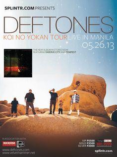 Koi No Yokan, Manila, Touring, Music, Movies, Movie Posters, Musica, Musik, Films