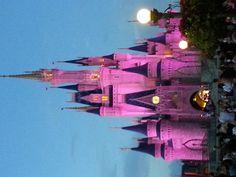 Disney World, Magic Kingdom