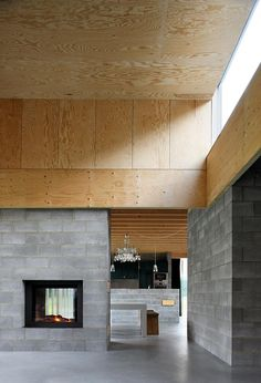 our house made by ONO Architectuur. ©Filip Dujardin