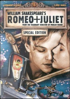 My absolute favorite version of Romeo & Juliet because for the first time I was able to experience Shakespeare solely through my emotion rather than my intellect.