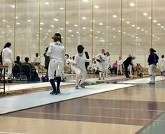 Congratulations to DFC fencer Madeline J on her 9th place finish in the Junior womens épée event at the Remenyik RJCC/ROC in Libertyville, Illinois