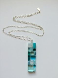 grayc glass | Handmade Fused Glass jewelry, beach glass inspired »One-of-a-Kind jewelry handmade in Calfiornia