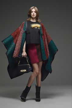 Fendi défilés pré-collections automne-hiver 2015-2016 #mode #fashion