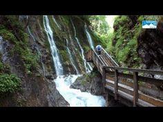 Wandern in Bayern: Wimbachklamm, Ramsau im Nationalpark Berchtesgaden, Oberbayern, Deutschland - YouTube
