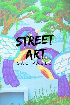 Sao Paulo Brazil Street Art Photography - A must do on your South America Buc. Graffiti Artwork, Street Art Graffiti, Banksy Graffiti, Ecuador, Backpacking South America, South America Travel, Street Art Photography, Travel Photography, Abstract Photography