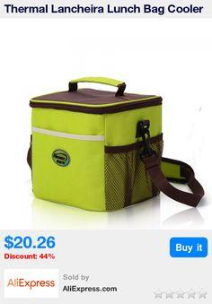 Thermal Lancheira Lunch Bag Cooler Beam Port Lunch Box Work School Picnic Lady Handbag Kids Lunch Bag Insulation Package LI-1769 * Pub Date: 19:37 Apr 12 2017