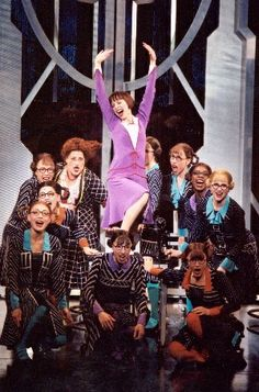 Thoroughly Modern Millie -- Forget About The Boy