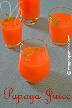 With high fat, diets controling our food chain it is necessary to think about anything that may help us discover a balance in our life. Red white wine might do just that with our cholesterol. Papaya Juice Recipe, Papaya Recipes, Healthy Juices, Healthy Drinks, Healthy Recipes, Coffee Bad For You, Healthy Vegetables, Veggies, Exotic Fruit