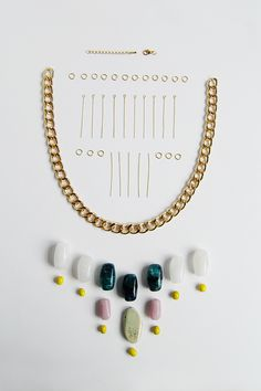 How to Loop Headpins and Eyepins to Make Beaded Jewellery - Tuts+ Crafts & DIY Tutorial