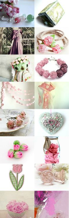 Impressions of spring by Klaus Trappschuh on Etsy--Pinned with TreasuryPin.com
