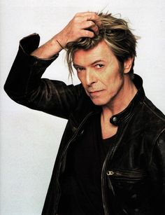 "David Bowie being ""timeless"""