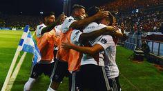 """7,522 Me gusta, 150 comentarios - TN - Todo Noticias (@todonoticias) en Instagram: """"¡Alegría Millonaria! River se quedó con el primer Superclásico del año. El conjunto de Marcelo…"""""""