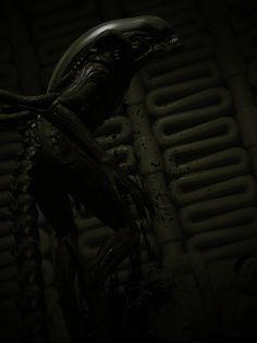 "theillusivereplicant: "" Alien Isolation """