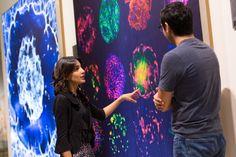 Scientific art lights up Main Street - http://bioengineer.org/scientific-art-lights-up-main-street/