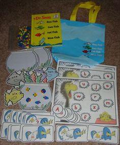 neat fish literacy pack