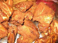 Smoked Wings Smofried Wings (smoked, then deep fried) Chicken Wing Dry Rub: Ingredients: 2 tbsp. Chicken Rub, Fried Chicken Wings, Smoked Wings, Dry Rub Recipes, Chicken Wing Recipes, Summer Recipes, Bbq, Dinner Recipes, Favorite Recipes