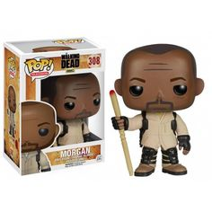 Funko Pop! Morgan, The Walking Dead, TWD, AMC, Séries