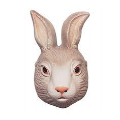 Masque de lapin - Chocolat Show