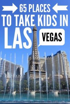 65 places to visit in las Vegas
