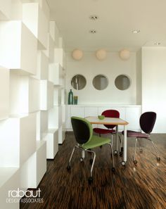 Venadar, LLC Headquarters by Rabaut Design Associates