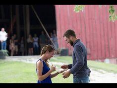 Surprise Engagement turned Surprise Wedding - YouTube