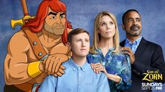 Programme TV US du dimanche 25/09/16 : Son of Zorn, Quantico, Once Upon a Time, Secrets and Lies, The Strain, Poldark...