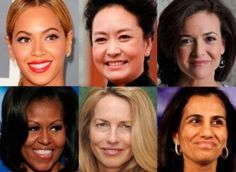 The Worlds Most Powerful Women 2013 | Work + Money - Yahoo! Shine