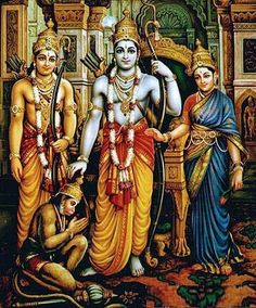 Happy Sri Rama Navami! ♥