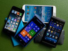 382563b0b2d El otoño es la época de los grandes lanzamientos de teléfonos inteligentes.  Hemos reunido aquellos