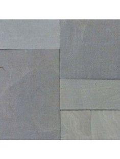 Bluestone Flagstone Sanded Sealed Perfect Kitchen Floor House - Sanding slate floor