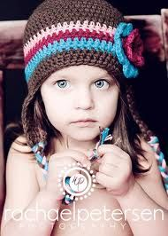 free crochet pattern child beanie - Google-Suche