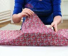 Furoshiki Japanese Wrapping Tutorial