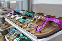 Luxembourg Fashion and Beauty Blog: Birkenstock Trends 2015 (GDS Shoe Fair)