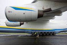 Antonov 225 an 'Mriya'