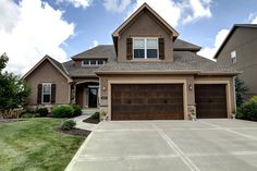 1.5 Story In Staley Hills, 4 Bedrooms, 3.5 Baths, 3 Car Garage +